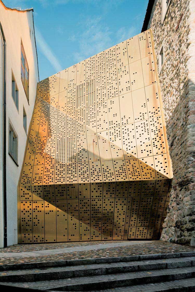 拉伯馆_拉伯斯维尔—约尔市政博物馆扩建