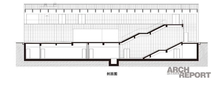 村史馆设计平面图