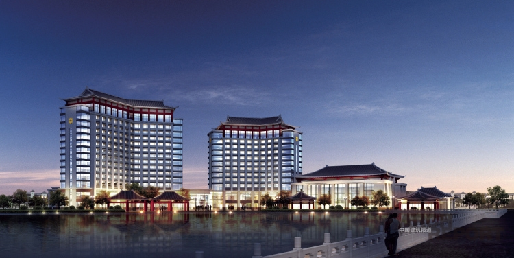 曲阜香格里拉大饭店 - 项目 - 中国建筑中心官网