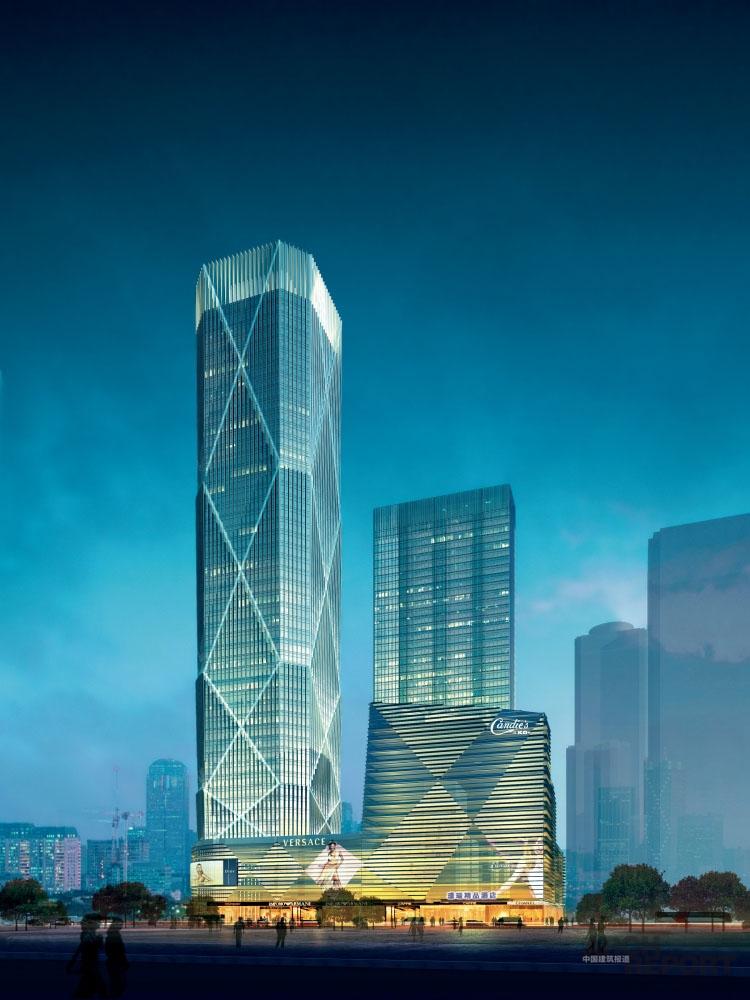 热门标签:  商业建筑 商业综合体 办公楼 青岛瑞泰房地产