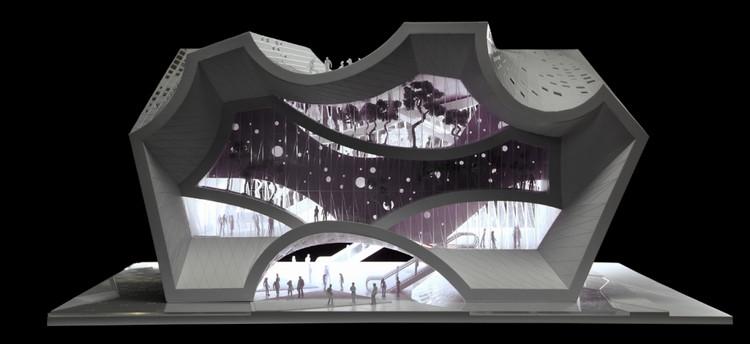 丽水世博会韩国现代汽车展厅(hyundai pavilion)