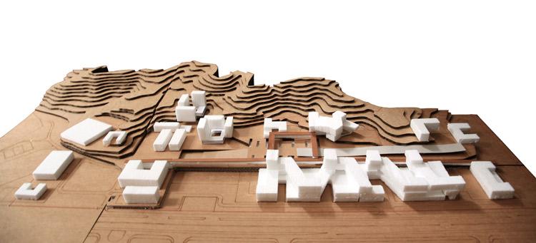 香港时间廊官网_香港中文大学(深圳)整体规划及一期工程设计 - 项目 - 中国 ...