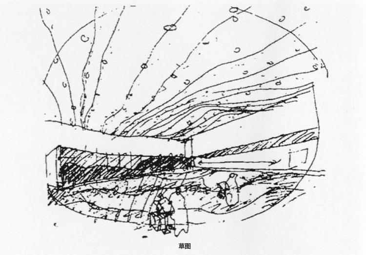 """2000年汉诺威世博会葡萄牙馆的设计要求是,在大会之后拆除并带回葡萄牙。此馆的主体为正方形设计,""""一只手臂""""伸出作为一块露天天井。整个区域设计为双层,一层为展览馆,二层设有VIP室、行政办公室和一个小礼堂。建筑的选材均基于世博会的生态理念。整个设计体现了现代与传统相结合的理念。"""