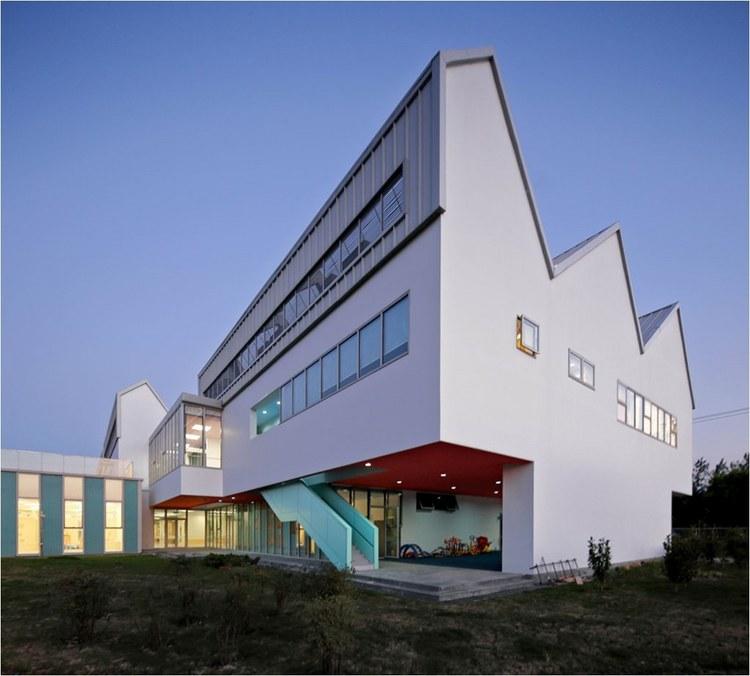 上海国际汽车城东方瑞仕幼儿园 - 项目 - 中国建筑