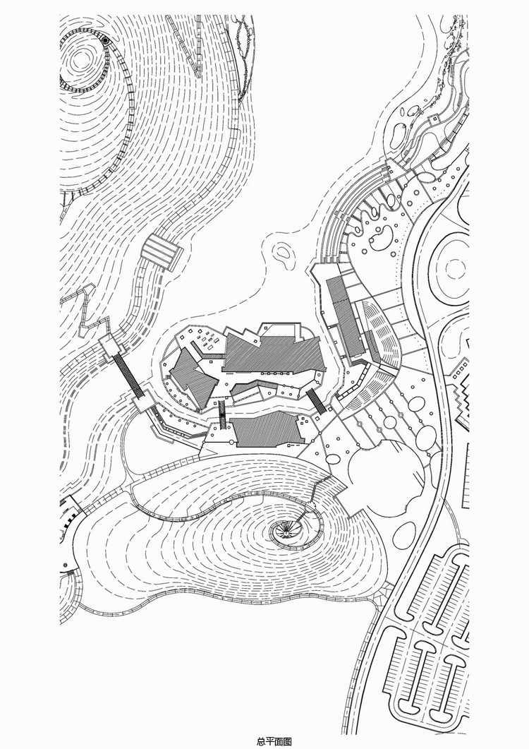 东太湖生态公园建筑工程(梅庄及游客中心)