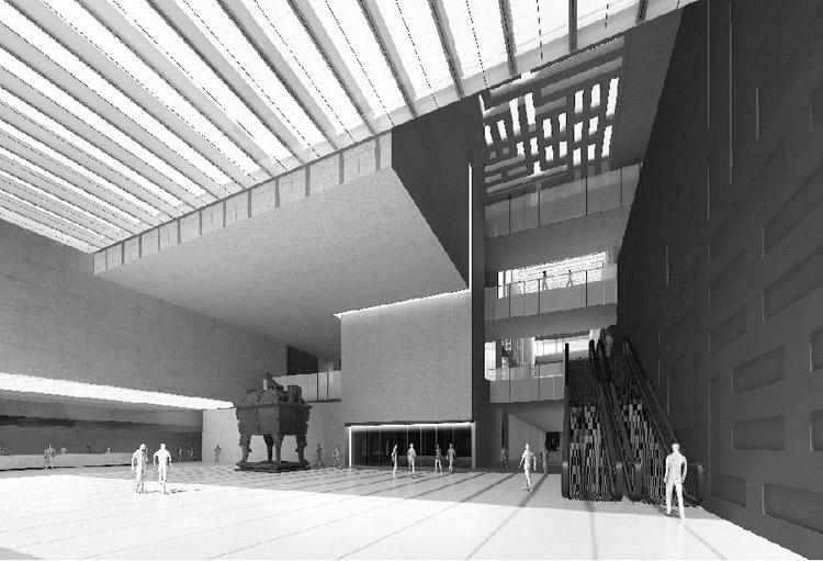 广州博物馆新馆 - 项目 - 中国建筑中心官网