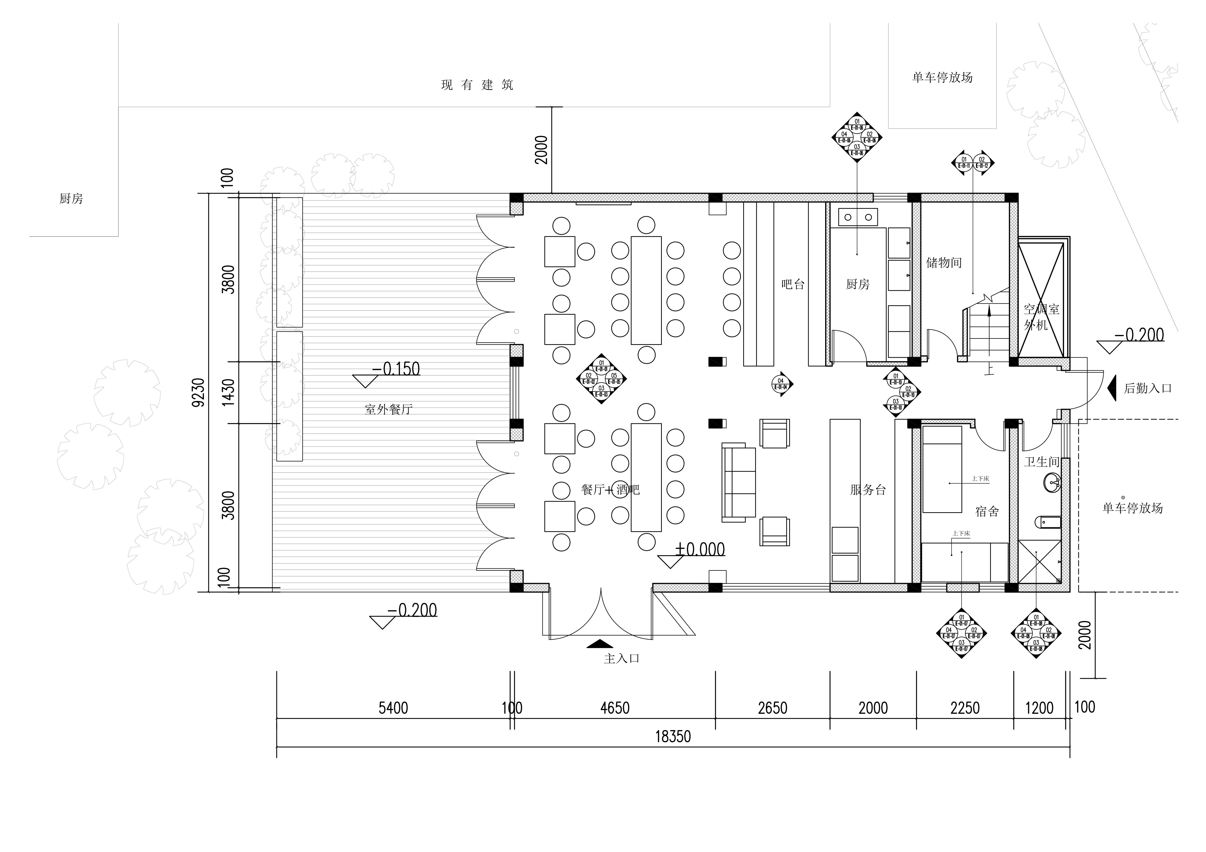 农村9x13米平面设计图