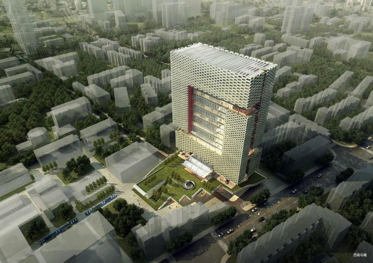 四川大学生物治疗转化医学大楼