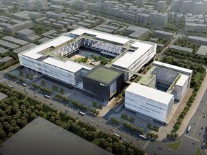深圳华森中标大族全球智能制造基地项目