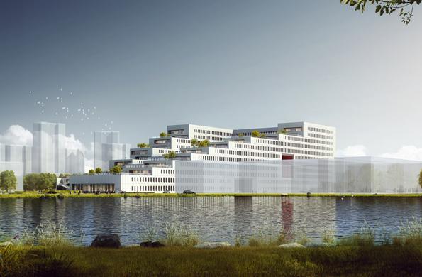 科研的进阶式—电子科大科研实验楼设计