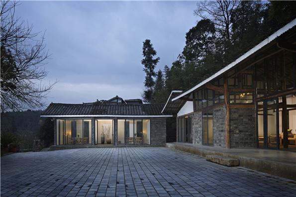 为生活而设计  与自然而共生——贵州湄潭烟岚旅居