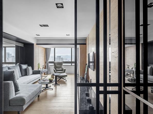 清幽雅室,低彩度的翩翩風采