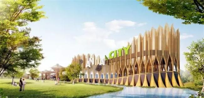 结一场竹之缘,建一处竹之境丨沈阳熊猫馆