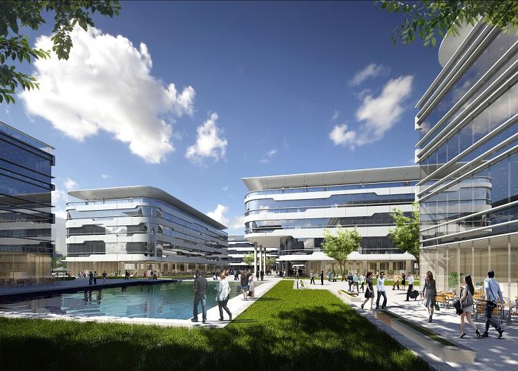 深度依赖_阿里巴巴云谷园区 - 项目 - 中国建筑中心官网