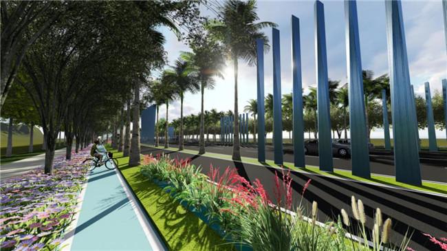 可持续发展的设计 水——海绵城市专项设计    城市
