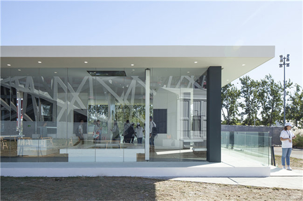 """你的家——""""HOUSE VISION探索家——未来生活大展""""8号展馆"""