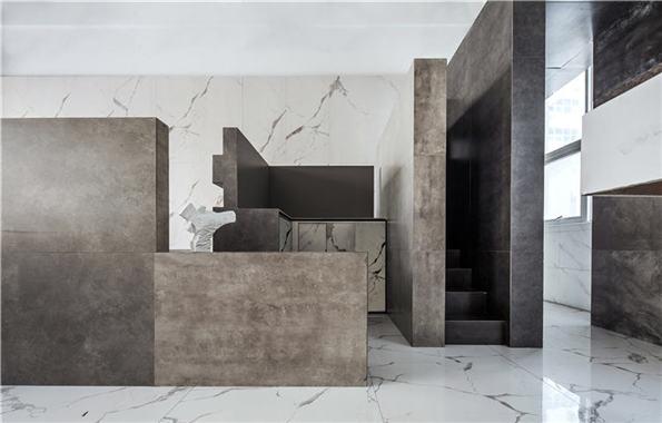 密丝特安瓷砖展厅设计